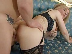 Milf pornstar Nina Hartley hardcore sex tubes