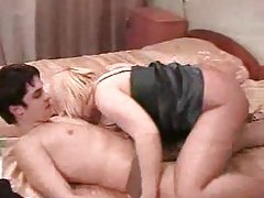Chubby mature in pantyhose wants his young cock tubes