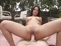 POV curvy girl hardcore outdoors tubes
