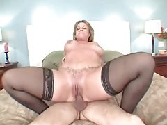 Fat mom gives him the anal sex he craves tubes