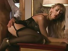 European and perfect and fucked hard in her ass tubes