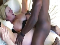 Black dude fucks a fat slut in the ass tubes