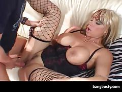 Big Titted Mature Drilled tubes