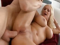 Shyla Stylez nailed in the asshole tubes