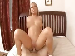 POV with the amazing natural tits blonde tubes