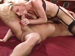 Sensual blonde having sensual sex tubes