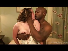Old timey corset on a big ass interracial fuck girl tubes