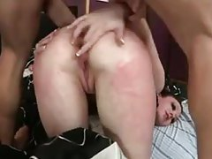 Jennifer White aggressive hardcore double penetration tubes