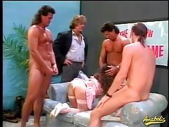 80s porn gangbang with curly hair girl tubes