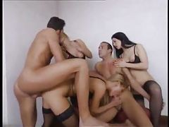 Erotic European orgy is tasty experience tubes