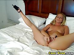 Hot Blonde Deep Masturbation HD tubes