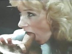 Retro blowjob and hairy pussy eating tubes