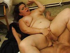 Fat bitch fucked in the asshole tubes