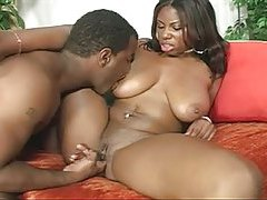 Black girl hardcore sex with a big black cock tubes