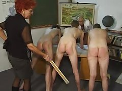 Young men spanked hard by curvy mature teachers tubes