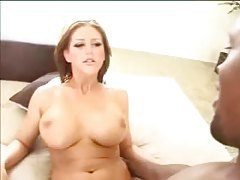 Hot fake tits slut does BBC sex tubes