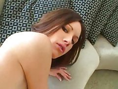 Tight ass fucked in close up by big cock tubes