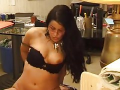 Amateur ass fuck in office of glasses girl tubes