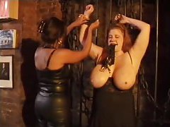 Bound BBW abused lustily tubes