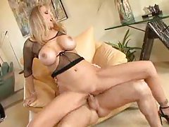 Perfect body babe Julia Ann hardcore sex tubes