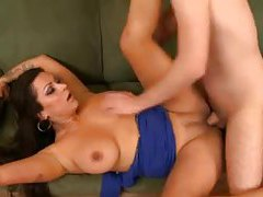 Chubby tattooed fuck slut boned tubes