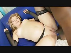 Pregnant chick here to be used by black guys tubes