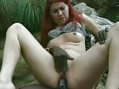 Redhead interracial anal outdoors tubes