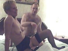 Swinger mature bent over and fucked from behind tubes