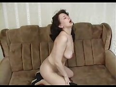 Pantyhose milf masturbates solo tubes