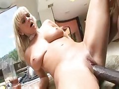 Bree Olson fools around with a black man tubes
