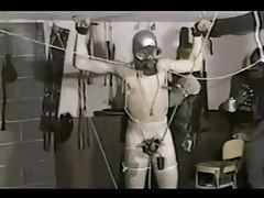 Vintage Homosexual Bondage And CBT tubes