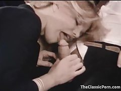 Retro porn fuck on an airplane with babe tubes