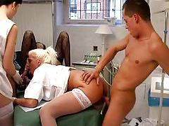 Group sex stars slutty nurses tubes