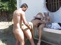 Banging fresh sluts outdoors tubes