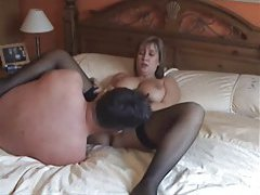 Chubby wife banged in amateur video tubes