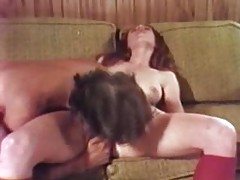 Cute young redhead in vintage oral porn tubes