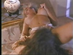 Retro curvy pornstar babes lesbian sex tubes
