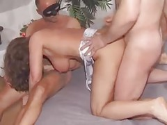 Amateur milf enjoys sampling many hard cocks tubes