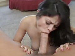POV blowjob to cumshot from Yurizan Beltran tubes