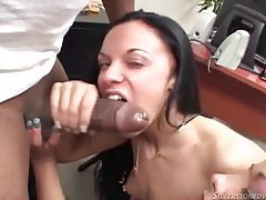 Office sluts suck a big black cock tubes