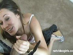 Netvideogirls - Chloe Calendar Audition tubes