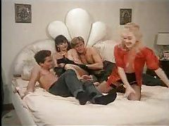Enjoy group sex in a great retro movie tubes