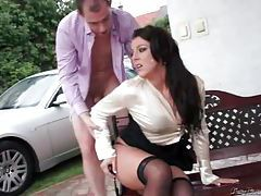 Satin blouse beauty laid outdoors tubes