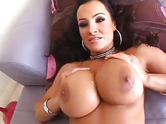 Sex with Lisa Ann is incredibly hot tubes