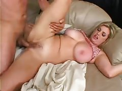 Voluptuous blonde milf gets her hairy muff banged tubes