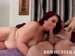 BBW porn slut is quite the cocksucker tubes