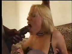 White lingerie girl laid in the ass by two cocks tubes