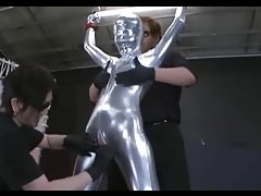 Asian Made To Cum In A Bodysuit tubes