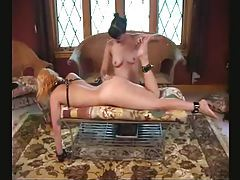 Mature Lesbian Bondage And Spanking tubes
