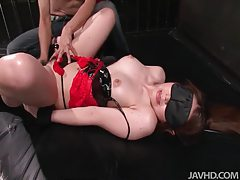 Toys for the Japanese pussy turn it on tubes